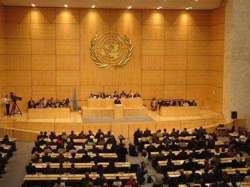 美正考虑退出联合国人权理事会