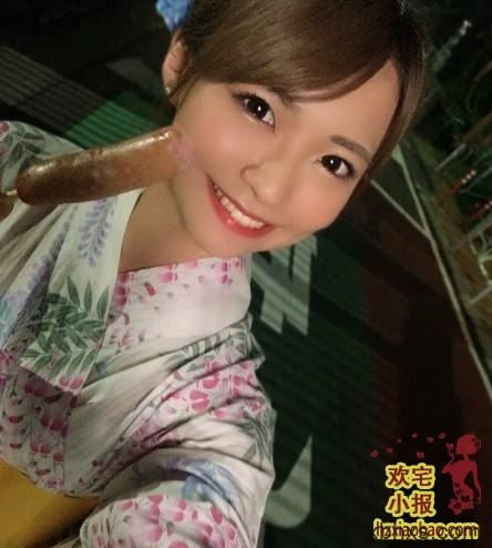 八卦:开朗可爱的東條なつ(东条夏):梦想是谁跟我生个孩子!