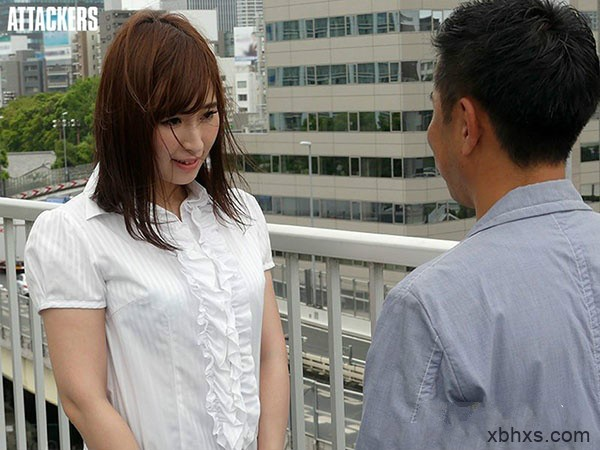 ADN-194:工作太忙迷失自我,G奶人妻松永さな与同事上演办公室不伦!