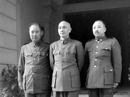 他给中共送密信、送装备 蒋介石却没办法