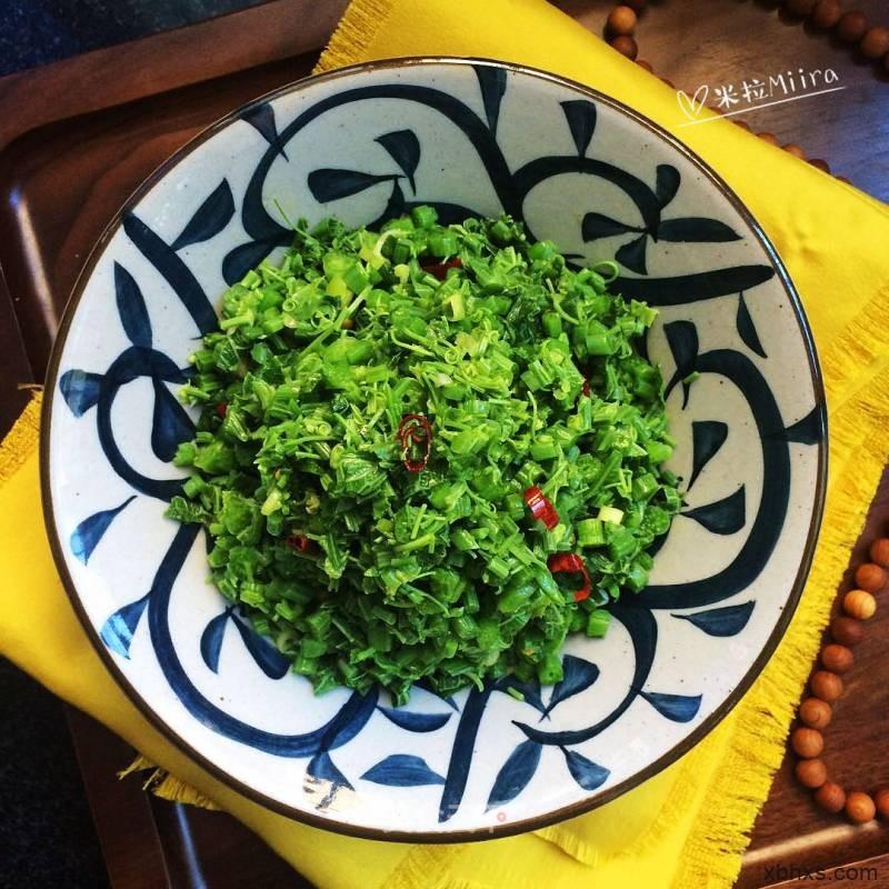 怎么做炝拌龙须菜最好吃 炝拌龙须菜怎么做好吃
