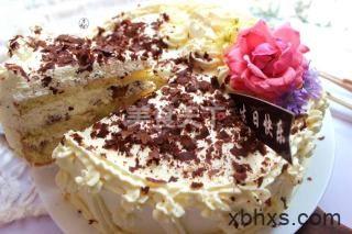 鲜花奶油八寸蛋糕怎么做好吃 鲜花奶油八寸蛋糕的家常做法