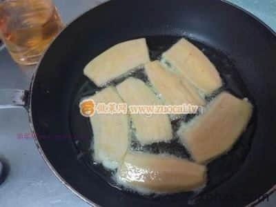 香煎红薯的做法