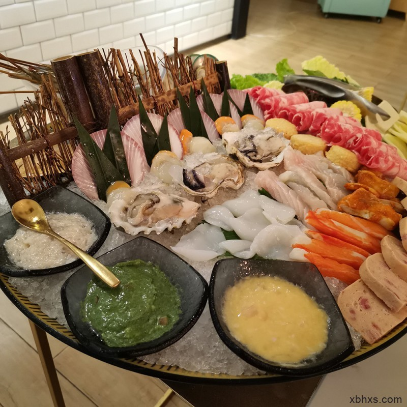 吃火锅我不要你觉得,听我的,来吃泰式火锅!