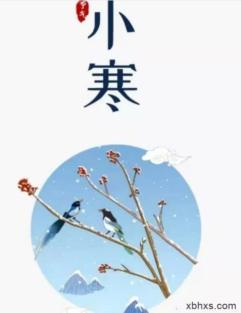 小寒随笔——但愿心中小寒,早被春天暖。