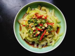 绰拌茄丝怎么做好吃 家常绰拌茄丝的做法