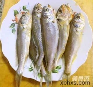 家焖黄花鱼的做法