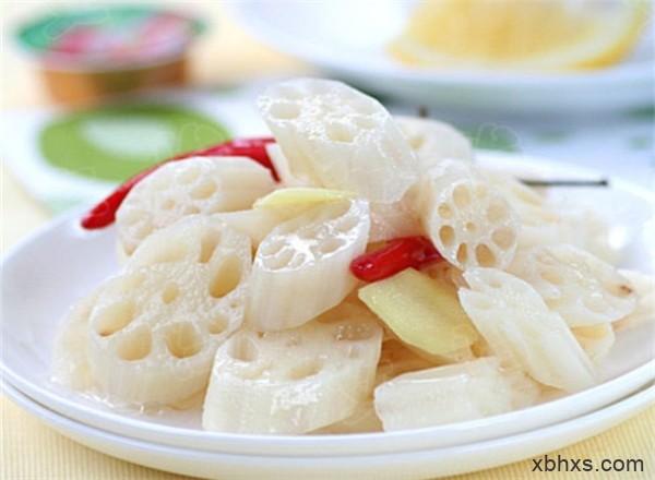 【莲藕】夏季餐桌又添一道菜