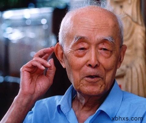 一个可爱又真实的老头——季羡林