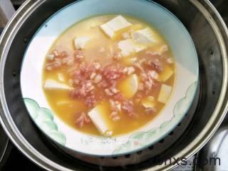怎么做肉末豆腐蒸鸡蛋最好吃 肉末豆腐蒸鸡蛋怎么做好吃