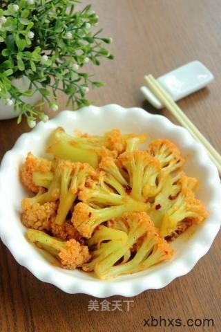 家常拌花菜的做法 拌花菜怎么做好吃