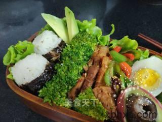 怎么做饭团肘肉便当最好吃 饭团肘肉便当怎么做好吃