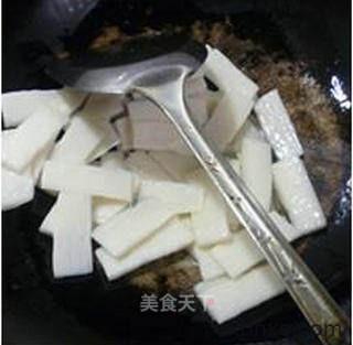 青红椒炒山药怎么做好吃 家常青红椒炒山药的做法