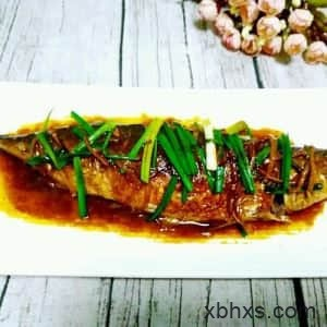 煎焖池鱼的做法