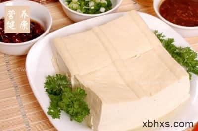 豆腐的营养价值及功效_豆腐的好处详解!