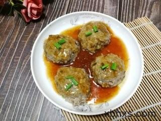 茄泥肉丸怎么做好吃 家常茄泥肉丸的做法