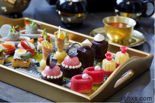 瑞吉酒店及度假村推出TWG TEA专属定制瑞吉调配茶 为宾客打造优雅下午茶体验