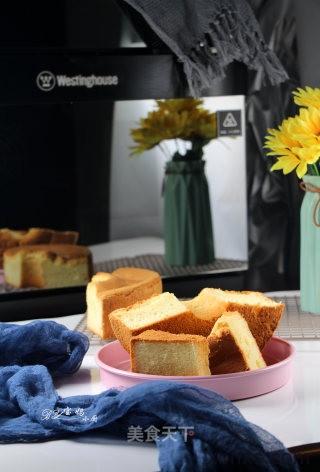 八寸戚风蛋糕怎么做好吃 八寸戚风蛋糕的家常做法