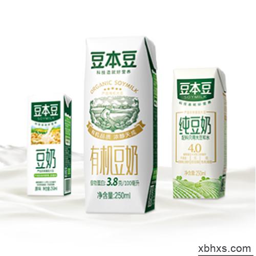 豆本豆品牌定位升级 用科技造就好营养