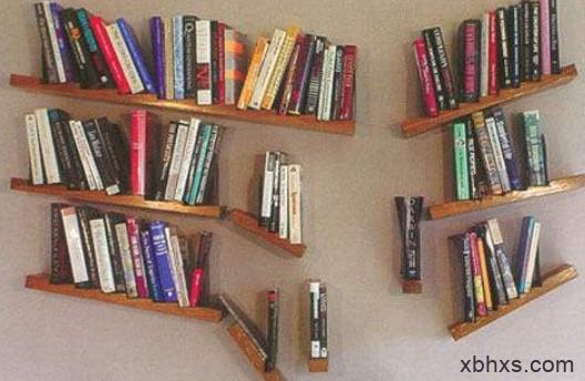 可以放书的地方