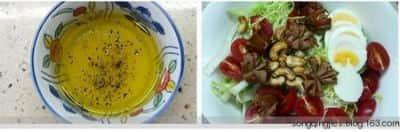 油醋汁苦苣沙拉的家常做法