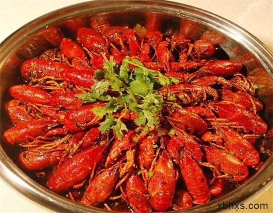 卤水小龙虾的做法