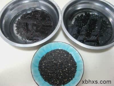 三黑豆浆的做法