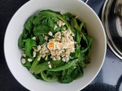 凉拌莴笋叶怎么做好吃 家常凉拌莴笋叶的做法