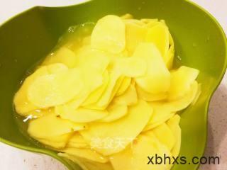山椒土豆片最正宗的做法 家常山椒土豆片的做法
