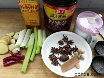 老北京炖羊蝎子的做法