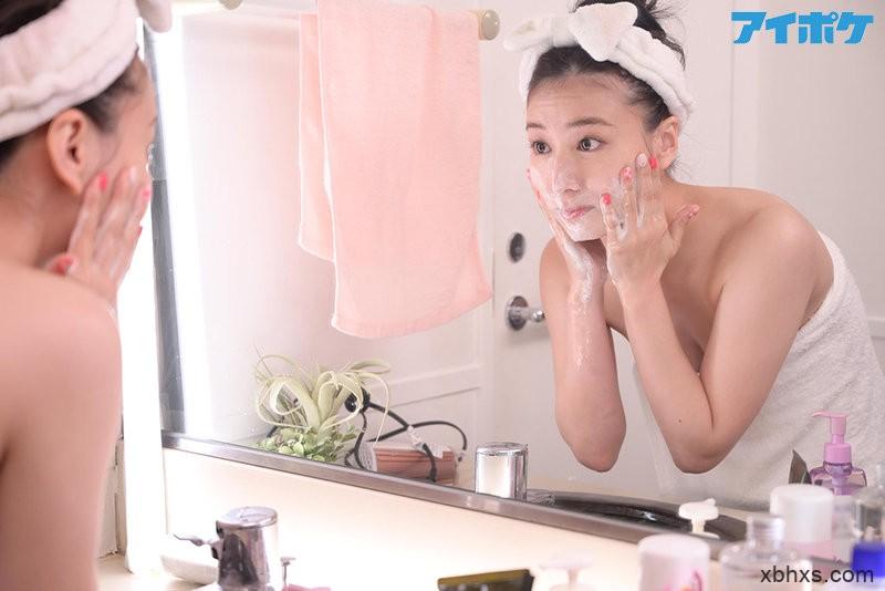 """""""初川みなみ""""アイポケ限定出演!外带下属回家系列终于轮到她拍"""