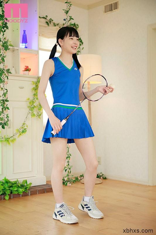 爱运动的美少女不会变坏!打羽毛球的她是性爱天才!